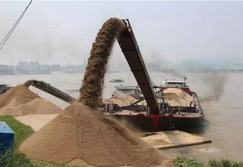 湖北:未經許可在河道採砂最高可罰30萬元