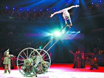 """武汉杂技节音乐节接踵而来 低票价开启""""人民的节日"""""""