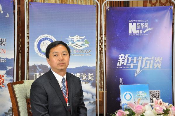 劉啟俊:讓世界了解神農架 共謀大健康養生産業