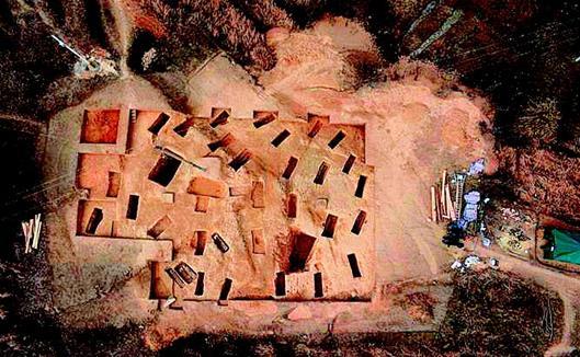 大冶銅綠山古銅礦遺址入選第二批國家工業遺産