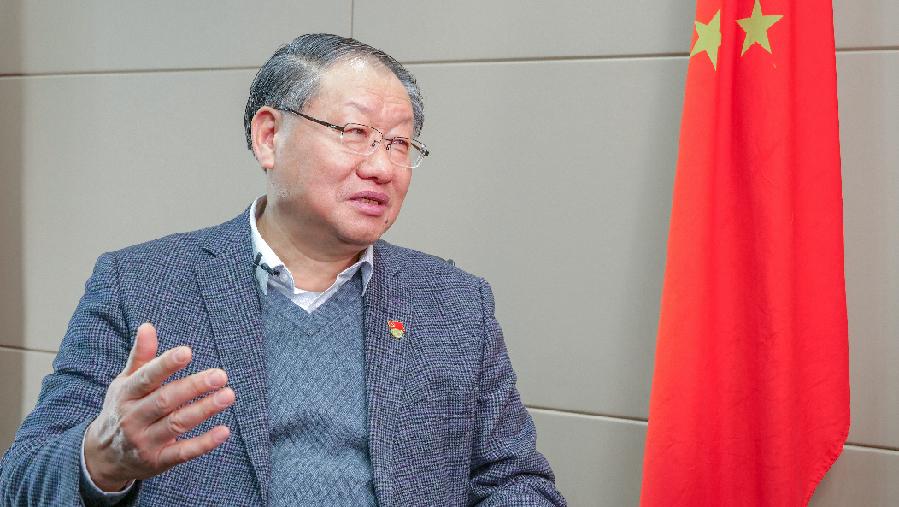 唐冠軍:奮力譜寫新時代長江航運改革開放新篇章