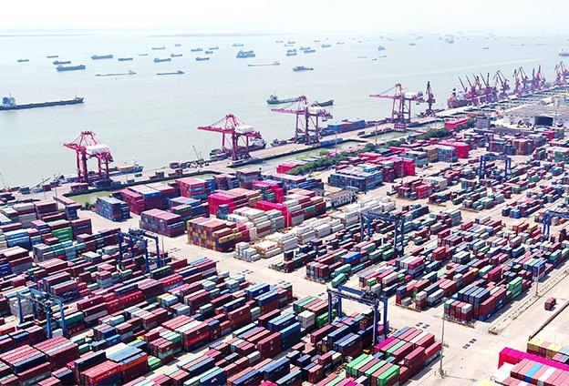 '四個階段'濃縮長江航運改革開放歷程