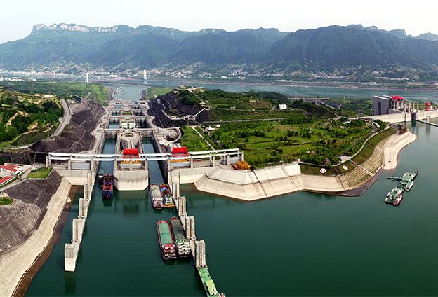 '六大變化'書寫長江航運改革開放成就