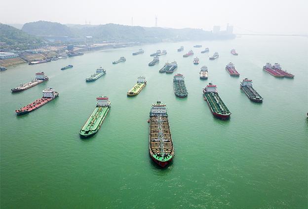 '六大舉措'譜寫長江航運改革開放新篇