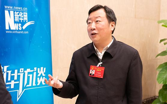 王遠鶴接受新華網專訪:答好綠色發展的鹹寧考卷