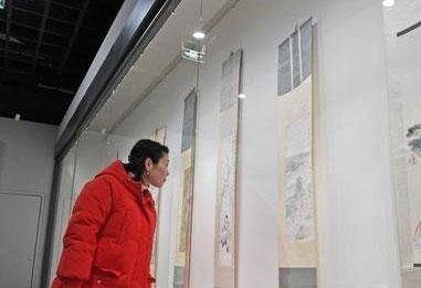 《海上風——嘉興博物館館藏海派書畫精品展》武漢開展