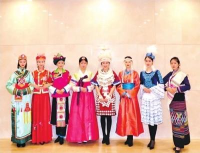 中南民族大學56個民族學生將活躍軍運會賽場