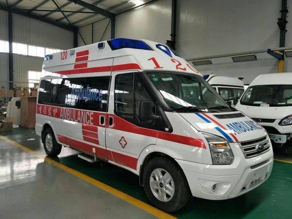 武漢急救車平均12分鐘到現場 處于全國領先水平