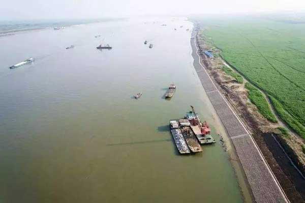 長江幹流首批356個違規岸線利用項目將拆除取締