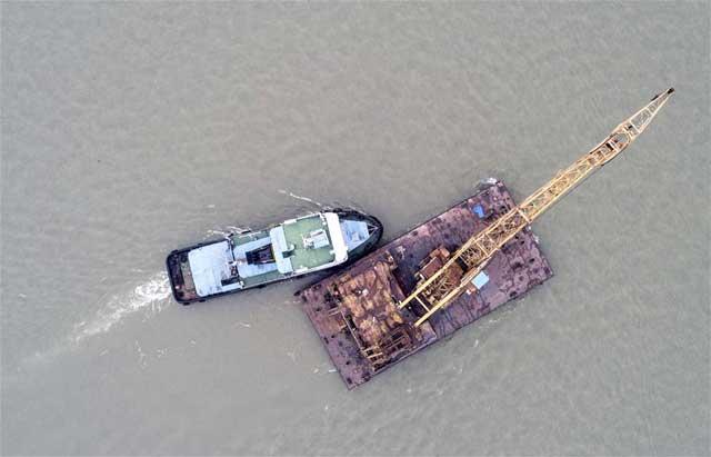 武漢啟動規模最大的港口碼頭優化調整