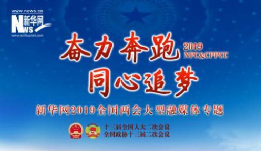新華網2019全國兩會大型專題