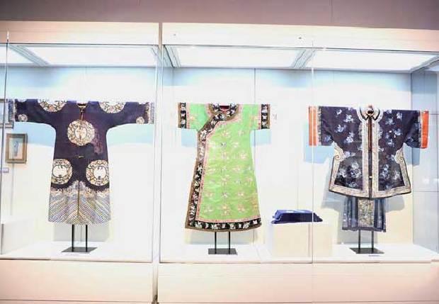 舊上海名媛唐瑛穿的繡花旗袍是啥樣 來這個展覽看看