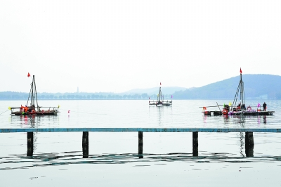 """武漢""""兩湖隧道""""開始勘探"""