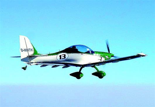 漢産輕型運動飛機有望明年下線