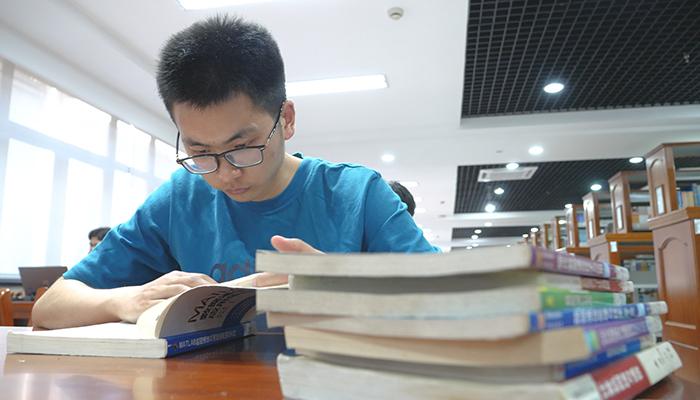 【青春的故事】楊江濤:我不是聰明人但我相信天道酬勤