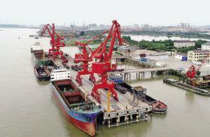長江沿線11省市聯合啟動港口岸電全覆蓋建設