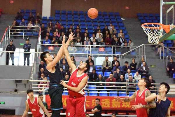 神農架首次承辦全國職業男子籃球爭霸賽
