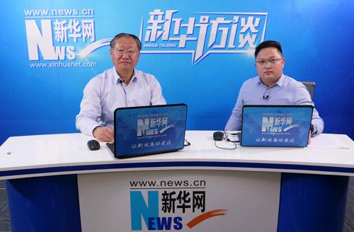 唐冠軍做客新華網暢談長江航運綠色發展