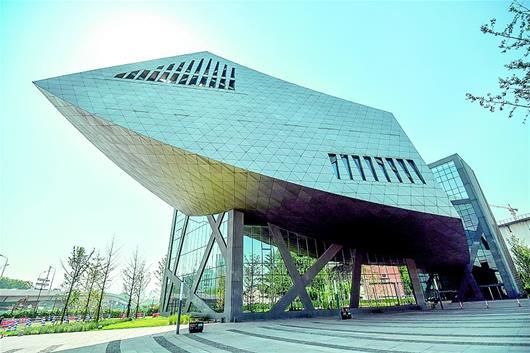 武漢漢陽工業長廊變身文化長廊