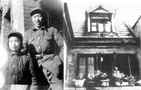 九旬革命伉儷追憶武漢解放往事