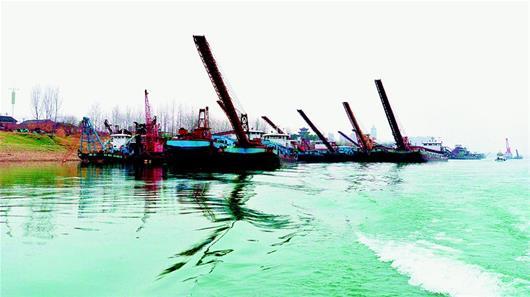 6月起湖北長江中遊幹流段進入禁採期