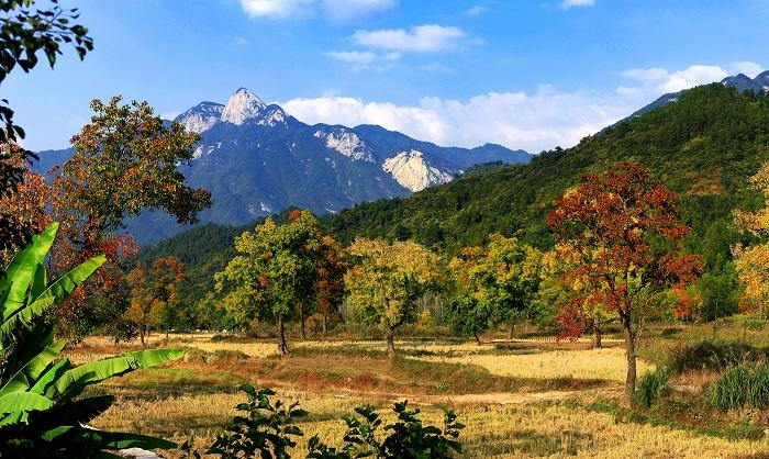 黃岡大別山世界地質公園創建助推區域經濟發展