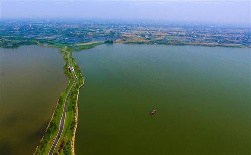 湖北湖泊保護與管理白皮書發布 70個湖泊水質好轉
