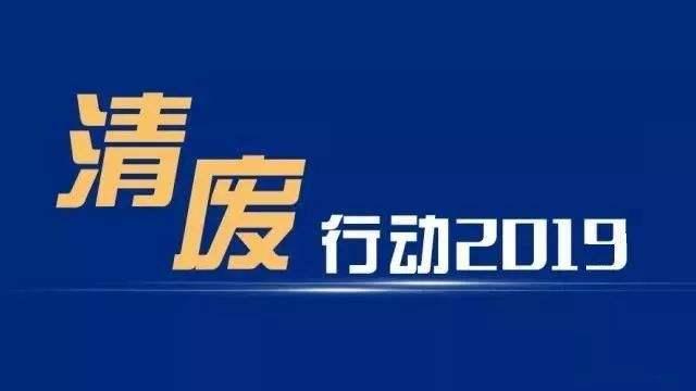 """湖北2019""""清廢行動""""初戰告捷 基本完成疑點核查"""