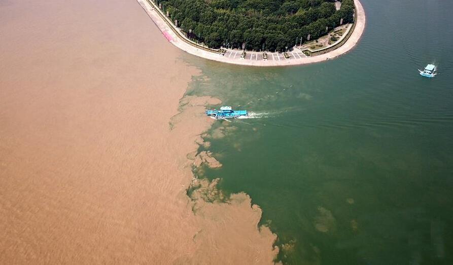 長江幹流湖北段水位持續上漲