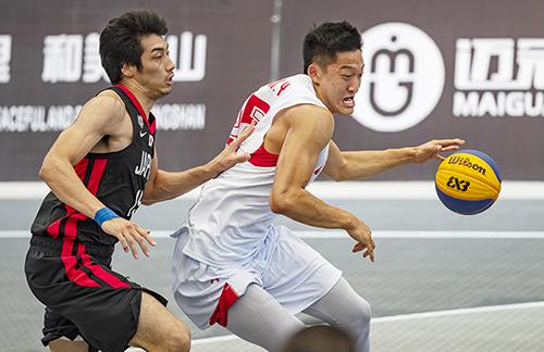 U23國際3X3籃球聯賽在湖北宜昌閉幕