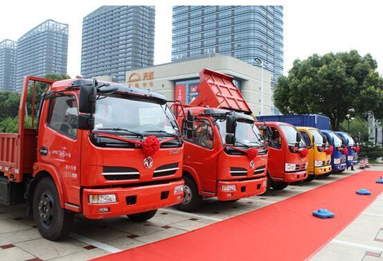 東風汽車股份1-7月銷售汽車90977輛 同比增長13%