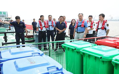 長航局聚焦長江航運高質量發展啟動10項專題調研