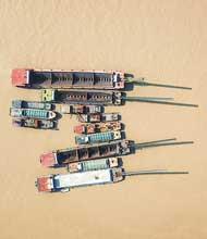 湖北強化區域聯動共治打擊非法採砂