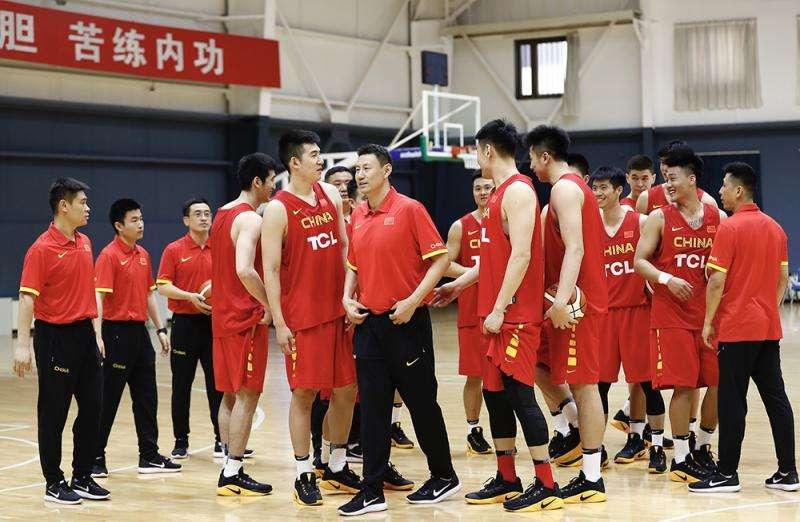 世界杯前中國男籃最後一場熱身今晚在漢進行