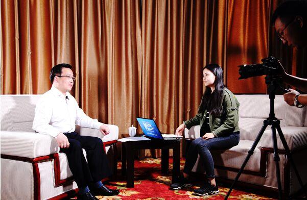 (河湖長談)劉潤長:從嚴落實河湖長制 推動經濟高質量發展