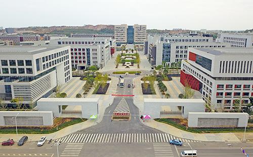 中國地質大學(武漢)未來城校區啟用