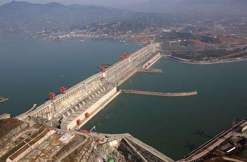 三峽水庫2019年175米試驗性蓄水正式啟動