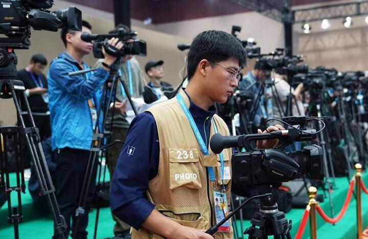 軍運會倒計時一天專題新聞發布會舉行