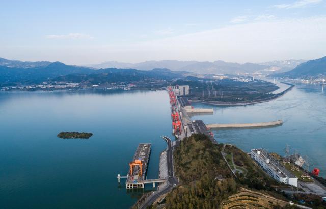 三峽水庫完成2019年175米試驗性蓄水
