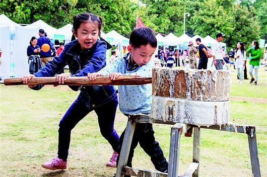 5萬市民赴武漢植物園上自然課