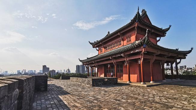百年辛亥見證者:武昌起義門