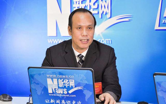 劉栿堂:綠色引領轉型升級 青山推動老工業基地高質量發展