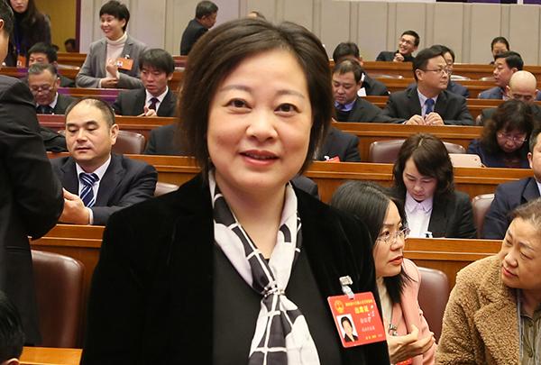 徐麗芳建議湖北出臺創新型産業用地明細辦法