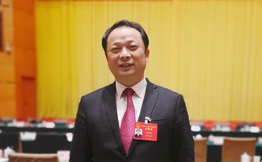 李新橋:推進長江大保護 推動武穴高質量發展