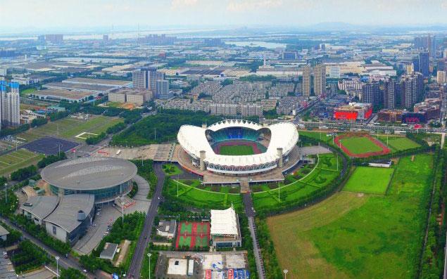 武漢開發區綜合實力進入全國前十位