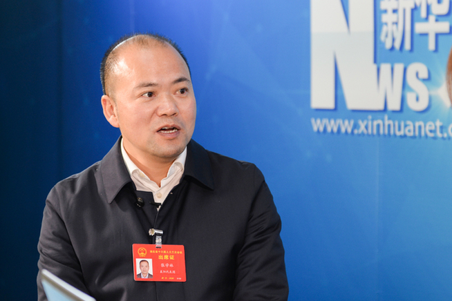 張學林:建好産業集群 提升縣域經濟活力