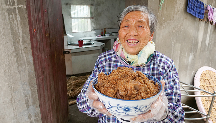 年味丨奶奶做的粉蒸肉