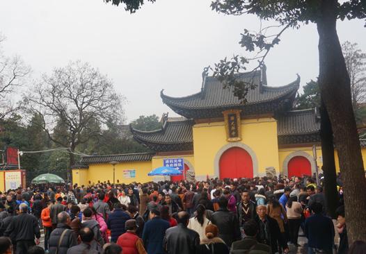武漢市減少春節大型公眾聚集性活動