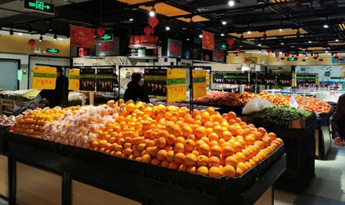 商務部:湖北省生活必需品市場供應基本平穩
