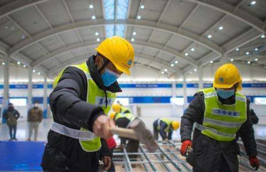 武漢雷神山醫院病床將增至1600張